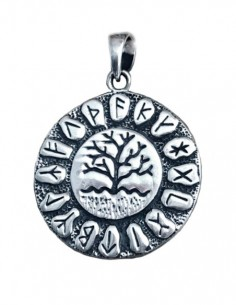 Tree of Life Viking Runes...