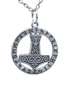 Mjolnir, Mjolnir Necklace,...
