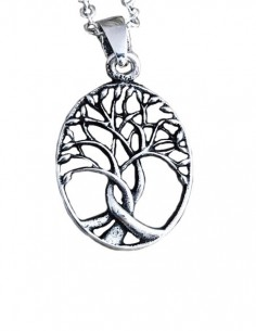 Sterling Silver Tree of...