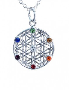 Flower of Life Silver...