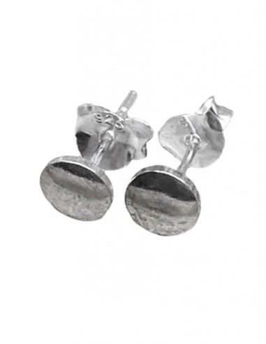 Button Stud Earrings, tiny studs,...